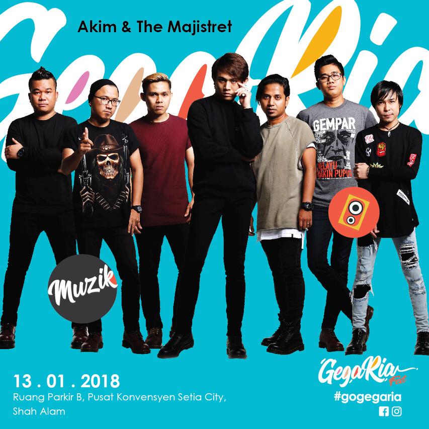 Gegaria Artist (Concert) Main BM-04