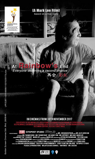At Rainbow's End: Satu Kisah Harapan, Kasih Sayang & Kemaafan