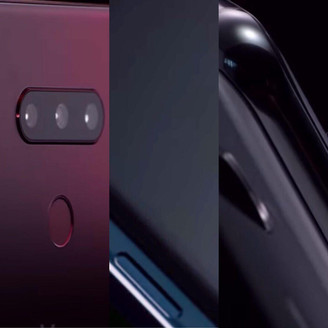 TOUCH, A BIG PART OF LG V40 THINQ'S DESIGN