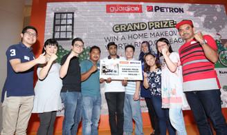 10 Pemenang WAHM Guardian Malaysia Bawa Pulang RM50,000 Setiap Seorang
