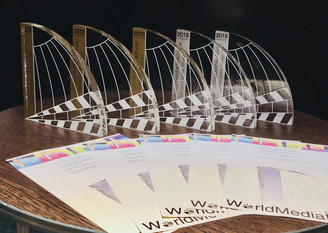 MEDIA PRIMA RAIH 5 ANUGERAH DI  WORLD MEDIA FESTIVAL 2018