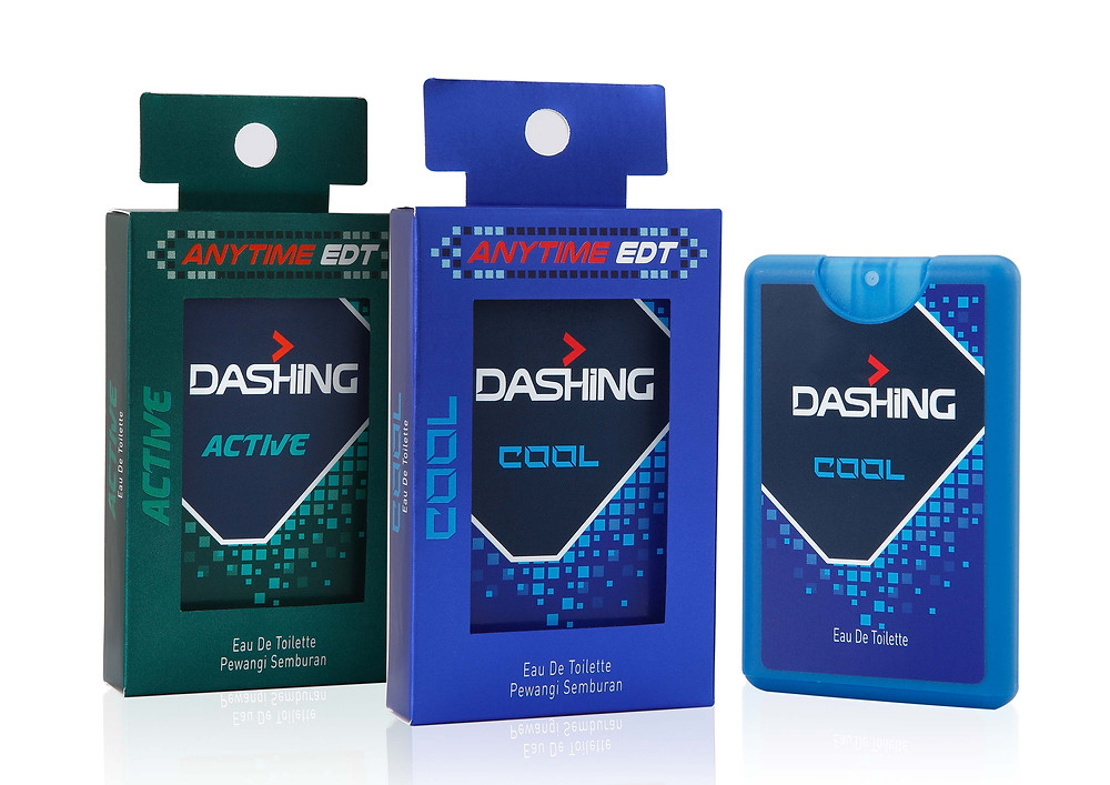 Dashing Anytime EDT Active & Cool