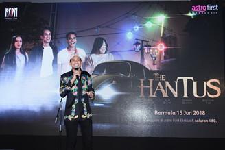 'The Hantus' FTV Sulung Arahan Nabil Ahmad