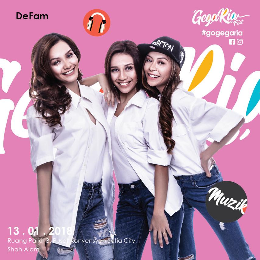 Gegaria Artist (Concert) Main BM-01