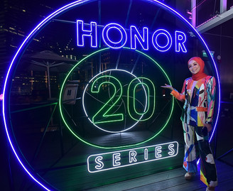 HONOR 20 SERIES OFFICIALLY LAUNCHED IN MALAYSIA