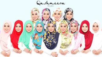 Qashmeera Hijab Kini Trending Jadi Pilihan Hijabista Muslimah