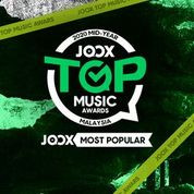FIRST-EVER JOOX MALAYSIA TOP MUSIC AWARDS (MID YEAR 2020) ANNOUNCE WINNERS