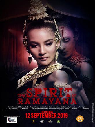 """KISAH ROH JAHAT DALAM """"THE SPIRIT OF RAMAYANA"""""""