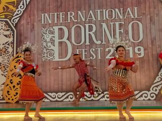 DISCOVER BORNEO AT THE INTERNATIONAL BORNEO FEST 2019 IN SURIA KLCC