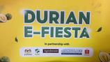 SHOPEE DAN FAMA  KERJASAMA ANJUR PESTA DURIAN E-FIESTA
