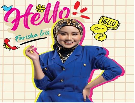 'HELLO' FARISHA IRIS!