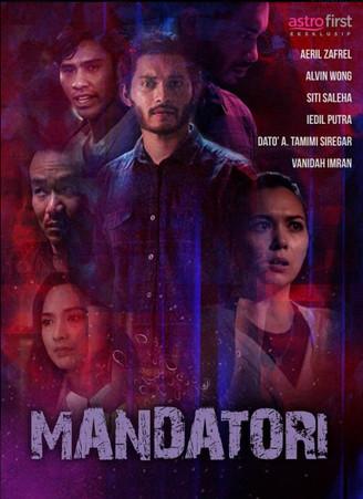MANDATORI KE LAYAR TV