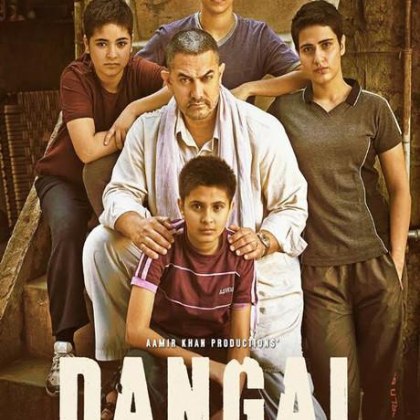 """Transformasi Aamir Khan dalam """"Dangal"""""""