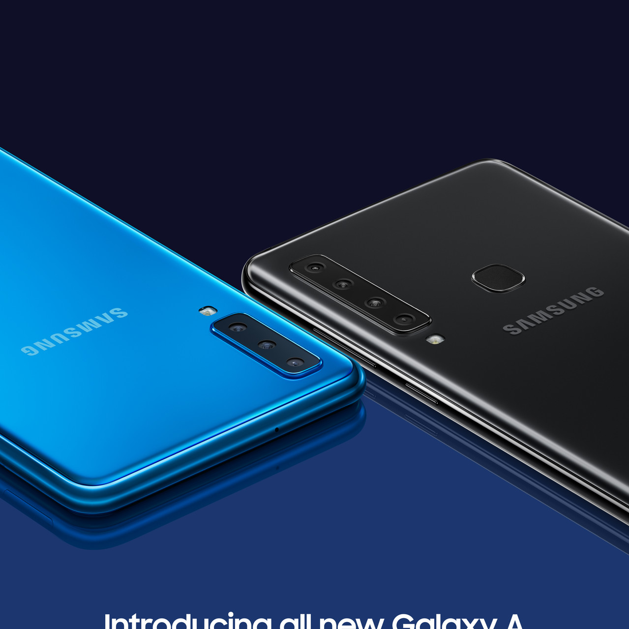 Galaxy A7 Blue & A9 Caviar Black - Copy.