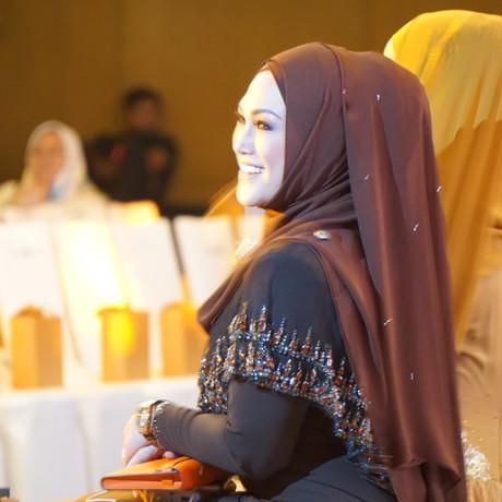 Sekitar Majlis Pelancaran V-Hijrah Fashion Show