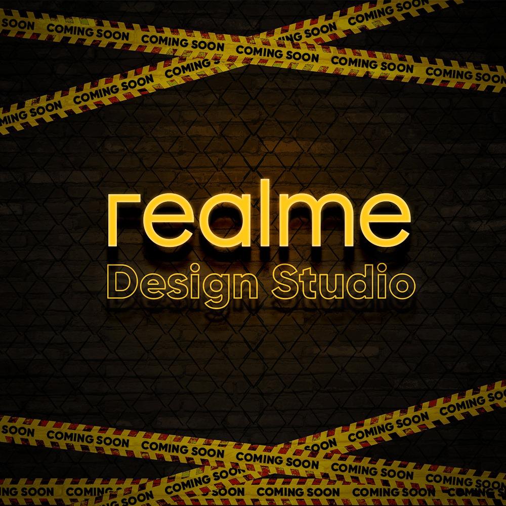 realme Design Studio