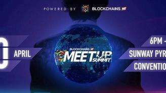 BLOCKCHAINS.MY (BCMY) MEET UP SUMMIT 2018PERTEMUKAN 2500 DELEGASI 10NEGARA