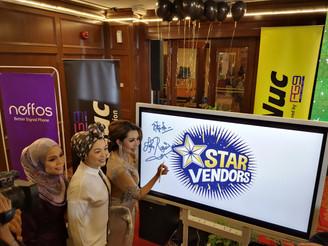 PELUANG AKHIR UNTUK SERTAI STAR VENDORS MEGA RAYA FEST 2019