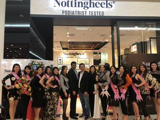 Nottingheels Buka Cawangan Keempat Di Dataran Pahlawan Melaka