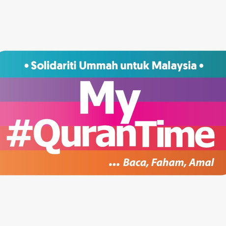 TV ALHIJRAH CATAT LEBIH 1.6 JUTA TONTONAN UNTUK PROGRAM MALAYSIA #QURANTIME SEPANJANG RAMADAN 1441H