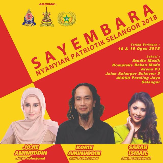 Sayembara Nyanyian Patriotik Selangor 20