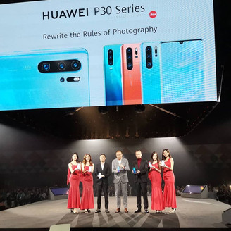 HUAWEI INTRODUCES REVOLUTIONARY HUAWEI P30 TO MALAYSIAN MARKET