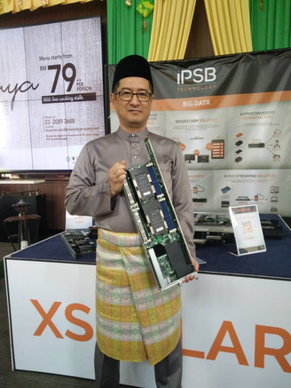 IPSB TECHNOLOGY LANCAR WHITEBOX SERVER BUATAN MALAYSIA - XSCALAR