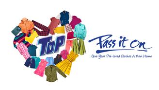 Kempen 'TOP-Pass It On'                     Setiap Pakaian Ada Cerita!