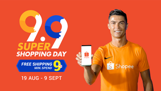 SHOPEE LANCAR KEMPEN JUALAN 9/9 SUPER SHOPPING DAY