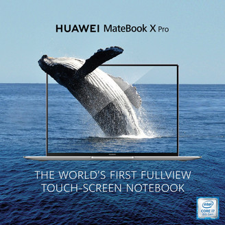 SHAPE YOUR BEST PROFESSIONAL IMAGE WITH HUAWEI MATEBOOK X PRO