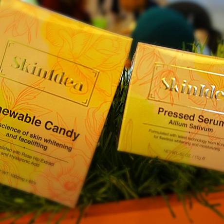 SKINIDEA Formulasi Terkini Untuk Kulit Cerah Dan Anti Penuaan