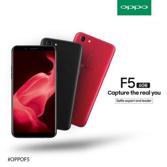 OPPO Perkenal F5 6GB Edisi Merah X Swarovski