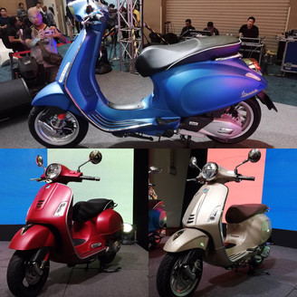 VESPA MALAYSIA LAUNCHES FAN-FAVOURITE VESPA MODELS