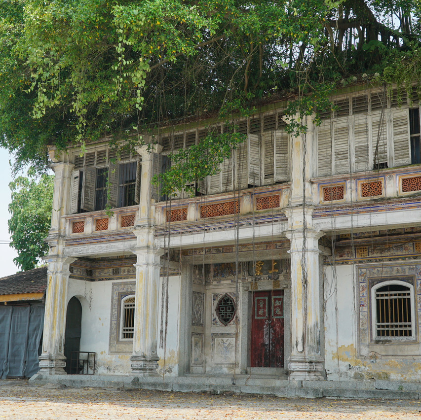 The Promise Rumah Kuno