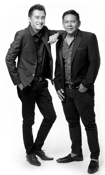 Ariff Quasri & Putra Aziz