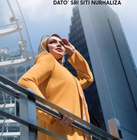 DATO' SRI SITI NURHALIZA KONGSI TERJEMAHAN EMOSI DALAM ALBUM  MANIFESTASITI2020