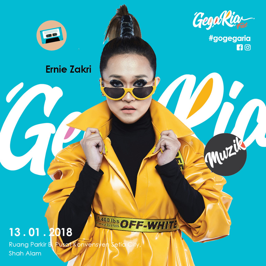 Gegaria Artist (Concert) AJL BM-02