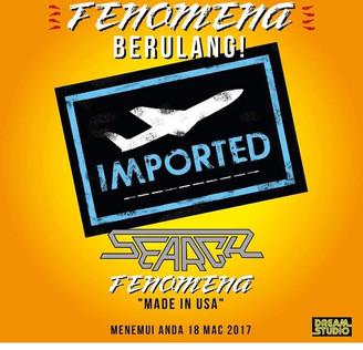 SEARCH Lancar Album FENOMENA    'Made In USA'