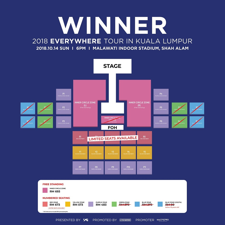 WINNER Seating Plan (1)