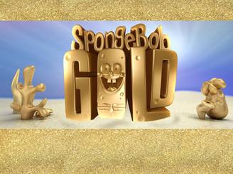 SpongeBob Gold At LFW