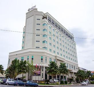 StarCity Hotel Alor Setar Penginapan Berbaloi