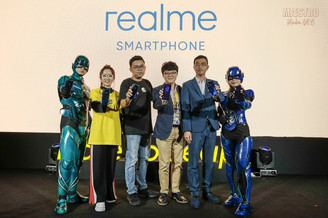 REALME MALAYSIA LANCAR DUA MODEL TELEFON PINTAR 'QUAD CAMERA' DI PASARAN
