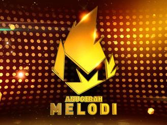 Ayda Jebat Cipta Hat-trick di Anugerah Melodi 2016