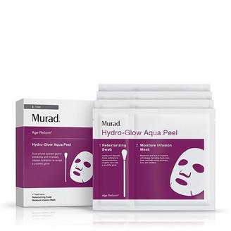 Murad Age Reform Hydro-Glow Aqua Peel Bantu Kekalkan Kulit Sihat Bersinar!