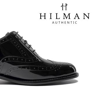 'Kasut Tinggi' Hilman Authentic Buatan Malaysia Untuk Dunia