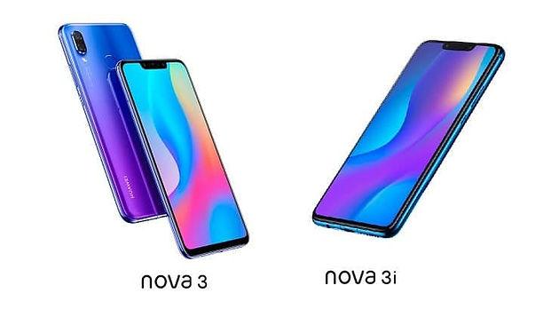 HUAWEI LAUNCHES NOVA 3 | 3I SMARTPHONE WITH STAR-STUDDED EVENT NOVA SU