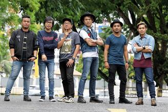 AKIM & THE MAJISTRET BAKAL ADAKAN KONSERT SULUNG - LIVE IN SINGAPORE 2017