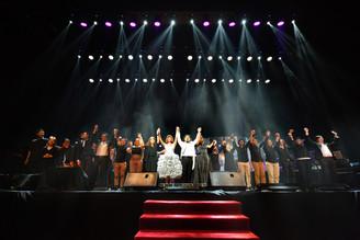 Anuar Zain, Bunga Citra Lestari & Yuka Memukau lebih 2500 Penonton