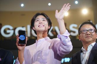 Pelancaran Samsung Galaxy S9   S9+ Bersama Bintang Korea Park Bogum Di Kuala Lumpur