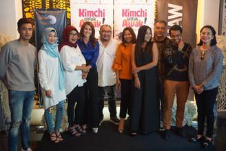 Kimchi Untuk Awak! Filem Pertama Arahan Michael Ang